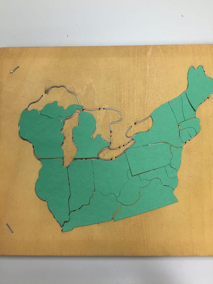 USA puzzle part 5
