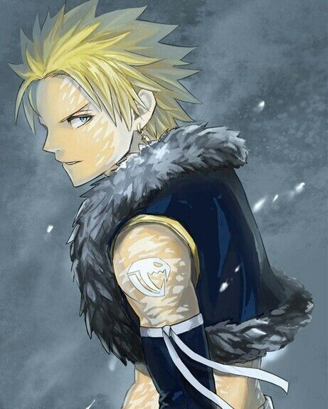 Sting Eucliffe - Fairy Tail,Anime Aww Micoo