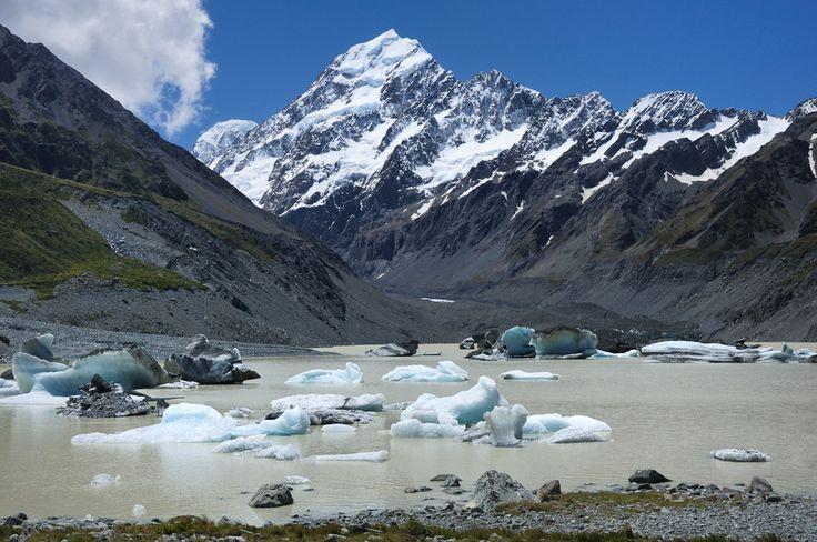 Aoraki/Mount Cook NP | New Zealand | 2014 http://www.honza-libor.cz/novy-zeland-2014