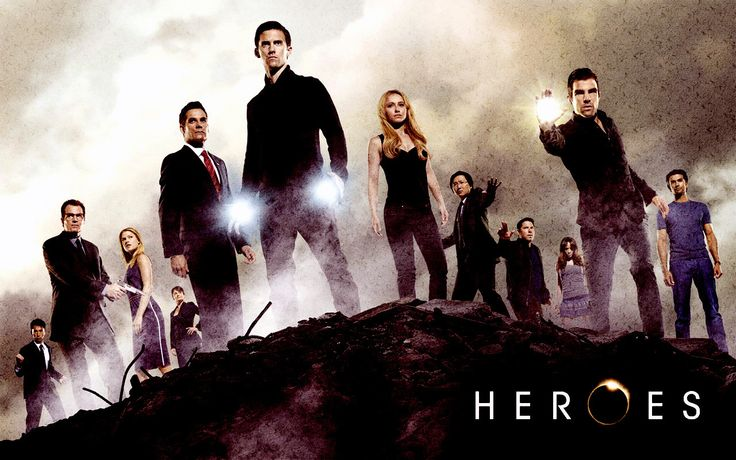 Heroes was something I wish went on longer.  Huge fan of the Heroes universe and all the different superpowers that they could explore. And I love a narrative that has interlocking story lines.
