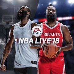 NBA Live is on sale for $9.89. If you're tired of 2K's grind & microtransactions show your support for better practices. #Playstation4 #PS4 #Sony #videogames #playstation #gamer #games #gaming