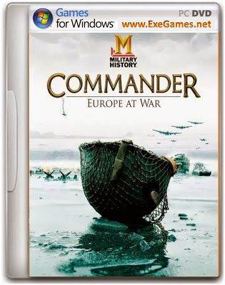 Military History Commander Europe At War Game - Free Download Full Version For PC