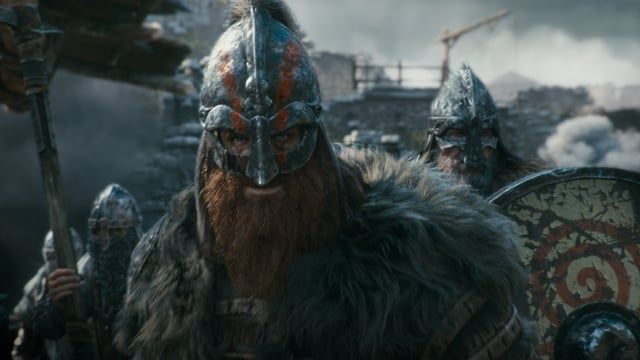 "Trailer for the newest game by Ubisoft studio ""For Honor"". Cinematic opened E3 2015 Ubisoft conference.  Director: Tomek Bagiński CG supervisor: Grzegorz Kukuś Producer: Prokop Piotr  Executive producer: Marcin Kobylecki Art coordinator: Monika Paćkowska Production assistant: Sylwia Bujno"