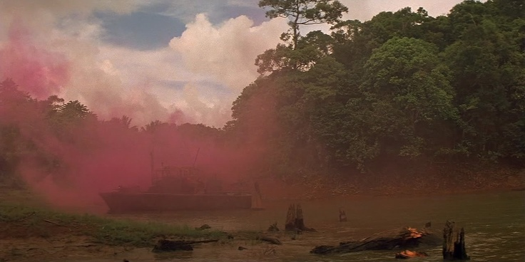 lighting and color apocalypse now Apocalypse now study guide contains a biography of francis ford coppola, literature essays, quiz questions, major themes, characters, and a full summary and analysis.