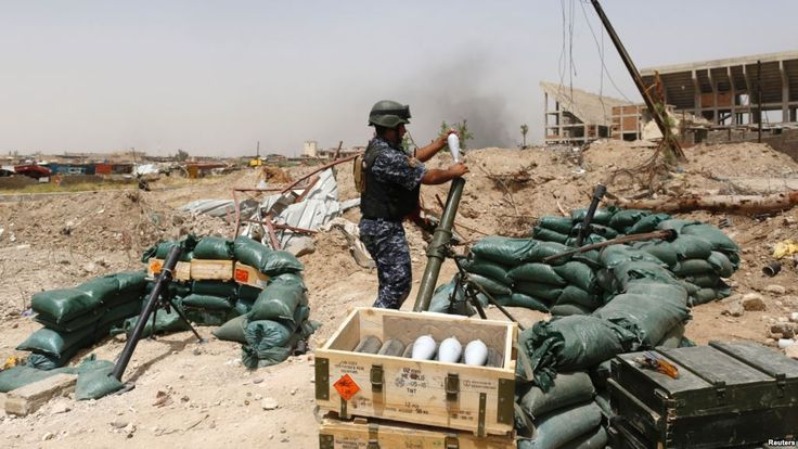 #world #news  U.S.-Backed Iraqi Special Forces Encircling Mosul Old City  #StopRussianAggression @realDonaldTrump @POTUS @thebloggerspost