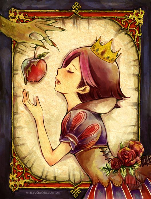 : Artworks, Disney Fanart, Tales Contest, Apples, Princesses, Disney Snow, Disneysnow White, Art Pieces, Fairies Tales