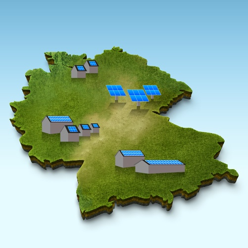 Germany Sets a New Solar Power Record – 14.7 TWh in 6 months: Months Www Ampleearth Com, 6 Months, Healthy Planets, Of The, Power Records, Solar Power, Solarpow Records, Planets Earth, Energy