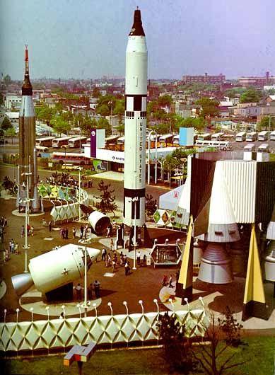 New York 1964 World's Fair - Technology: