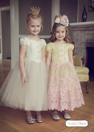 Beloved Fairytale Ballerina Dress | Sewing Pattern | YouCanMakeThis.com