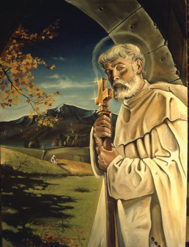 Boldog Özséb, a pálos rend alapítója