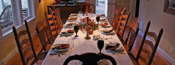 The Beauty of Giving Thanks | #Gratitude #Thanksgiving | Organic Spa Magazine