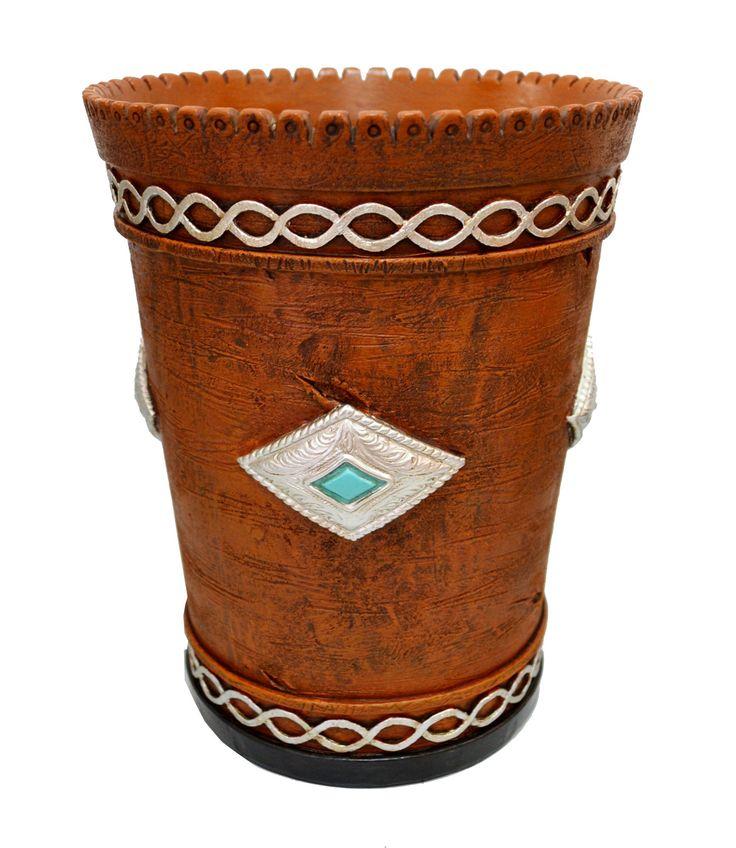 Navajo Waste Basket
