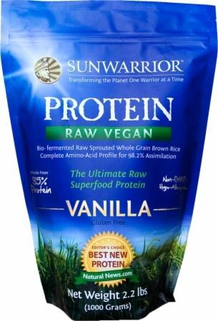 sun warrior protein