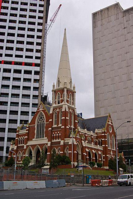 Albert Street Uniting Church: Brisbane Australia by Craig Jewell Photography, via Flickr
