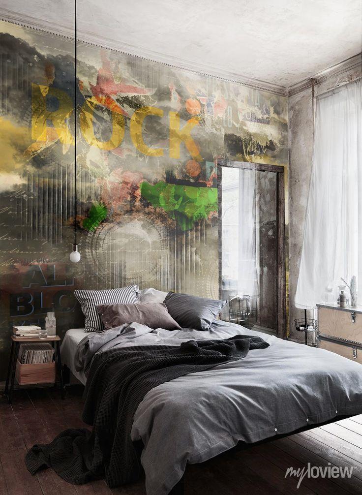 1000 Ideas About Rock Bedroom On Pinterest Punk Rock