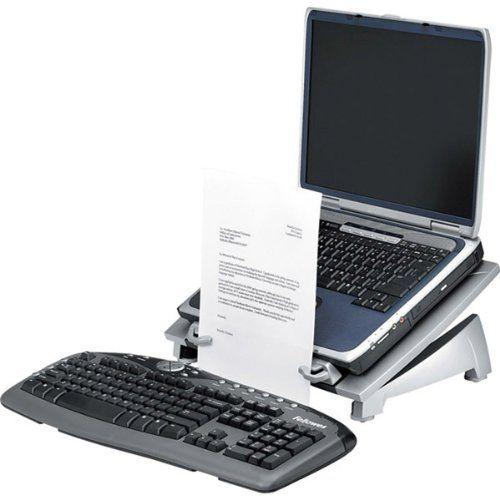 Office Suites Laptop Riser Plus  #Fellowes #PCAccessory