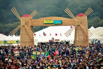 Outside Lands 2017 Ticket