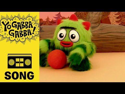 Party in My Tummy - Yo Gabba Gabba! - YouTube