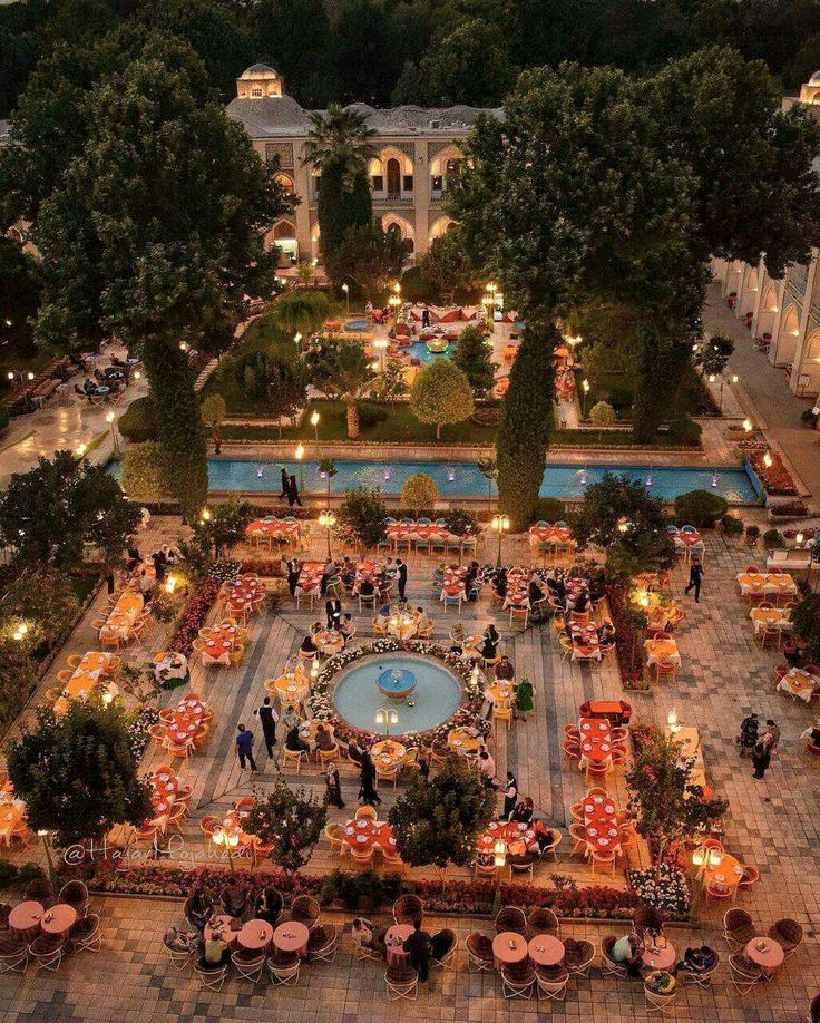 هتل شاه عباس اصفهان