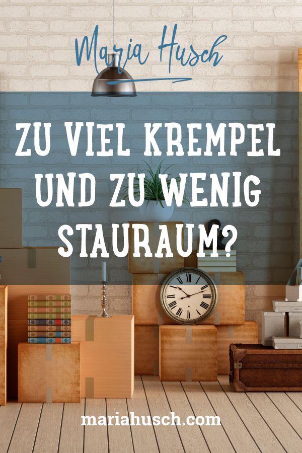 Neuen Stauraum schaffen: So gewinnst du Platz in deinen Räumen.