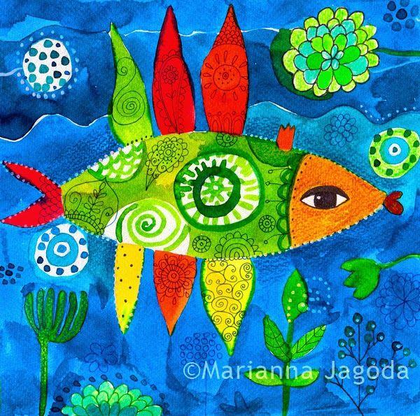 The fish still on my mind :)