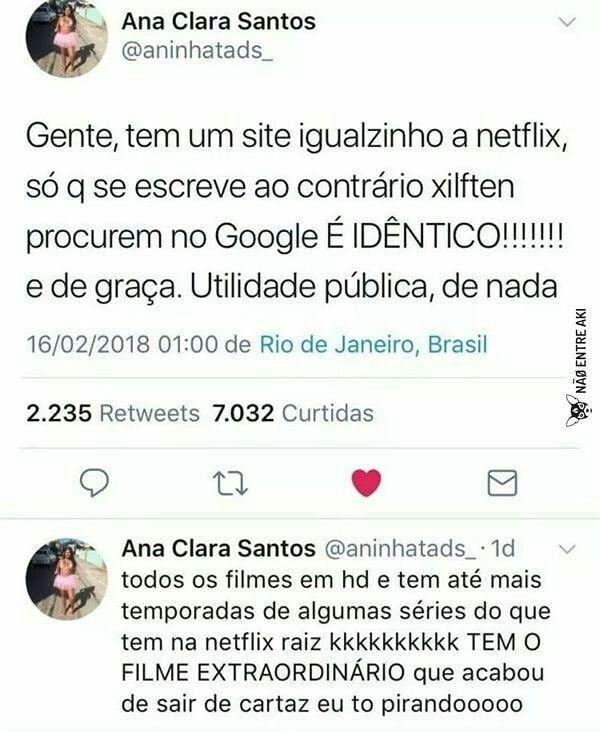 Pin De Bernarda Manuel Em I Com Imagens Netflix Engracado
