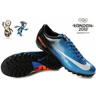 more photos aa2f9 45cb5 ... http   www.asneakers4u.com Nike Mercurial Vapor IX TF Blue Platinum