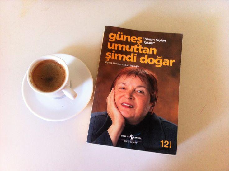 Türkan Saylan ile yapılmış bir söyleşi kitabı. Kısacık ömrüne neler sığdırmış.