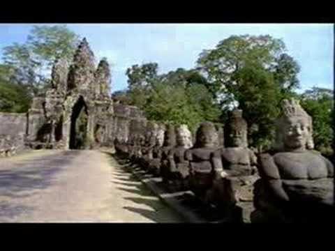 Angkor Thom and Jayavarman VII.