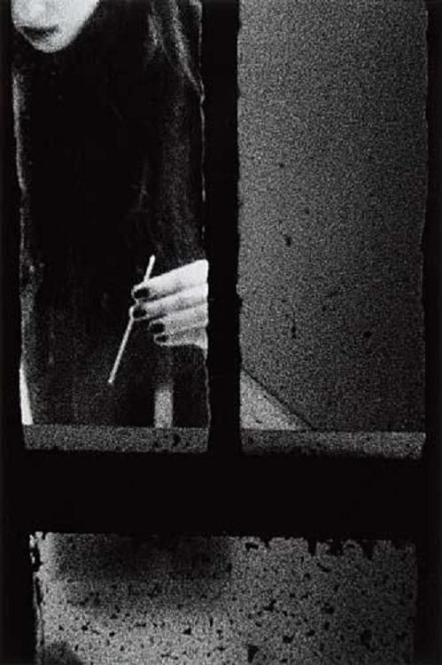 """Merry Alpern - Untitled, from the series """" Dirty Windows """", 1994. S)"""