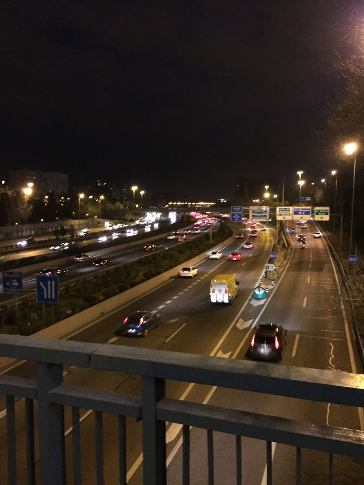 Madrid - autostrada
