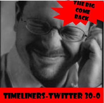 """ #Timeliners 2 x 30 με @ trianta - Ανήμερα"" mp3 audio + post"