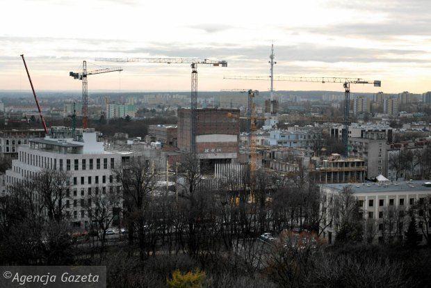 Centrum Spotkań Kultur, luty 2014 r. fot. Gazeta Wyborcza
