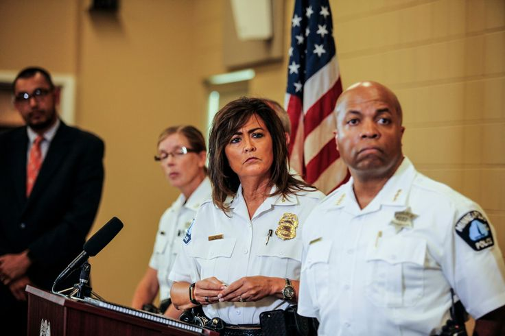 Minneapolis Police Chief Forced Out After Fatal Shooting of Australian Woman