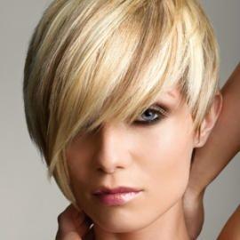 short funky hair. I would so rock it!......algún día volveré ahi