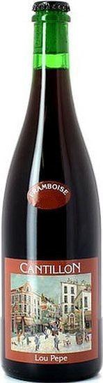 Cantillon Lou Pepe Framboise 2014