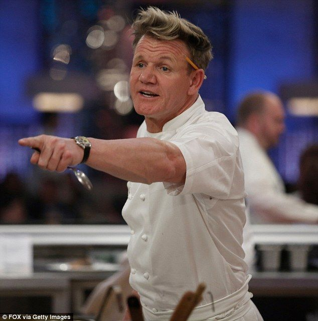 Channel Seven casting celebrities for Hell's Kitchen Australia