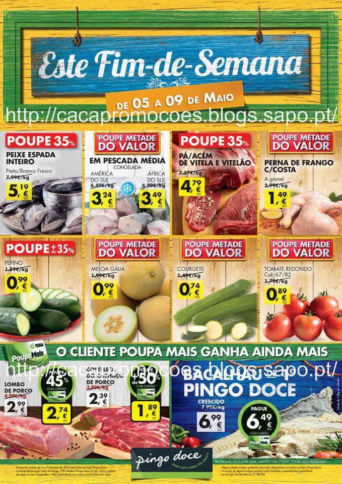 Promoções Pingo Doce - Antevisão Folheto Fim de semana 5 a 9 maio - http://parapoupar.com/promocoes-pingo-doce-antevisao-folheto-fim-de-semana-5-a-9-maio/