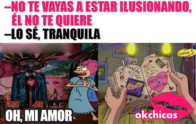 Soy una Helga cualquiera!