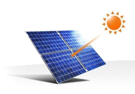 Conversione dell' #energia luminosa in elettricità. #fotovoltaico #energierinnovabili