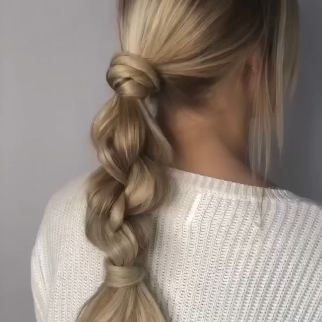 Easy & Creative Hairstyles Tutorial 2019