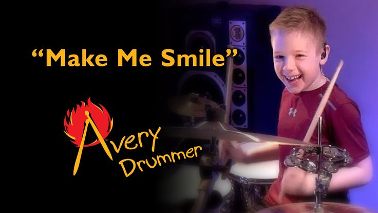 Make Me Smile Chicago Avery Molek 8 Year Old Drummer He S Got A Bright Future Ahead Of Him Drummers