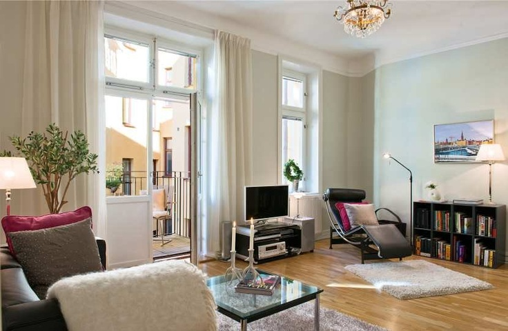 Comfortable #Apartment in #Stockholm, #Sweden