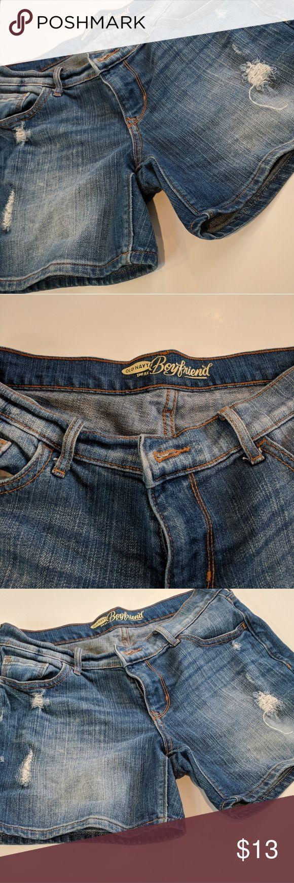 Old Navy Boyfriend Shorts Old Navy Boyfriend Shorts  D Old Navy Shorts Jean Shorts