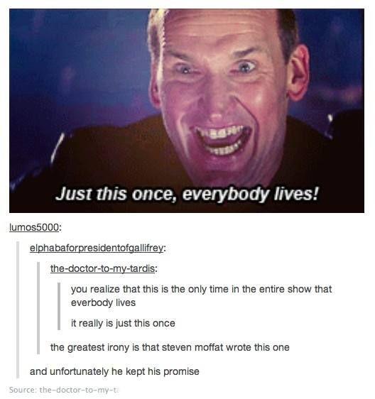 9th doctor, bbc, billie piper, christopher eccleston, doctor who, life, promise, rose tyler, show, steven moffat