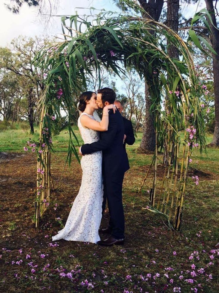 Designer Wedding Dress Hire - Customer Story  Amrei chose to hire our amazing Grace & Hart 'Valentine Gown' in Ivory   Read the full story on our blog!