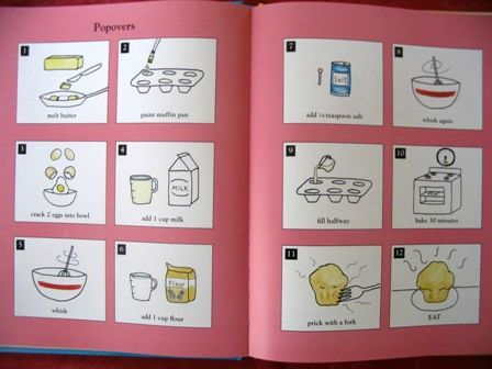 Make your own Kids Cookbook!