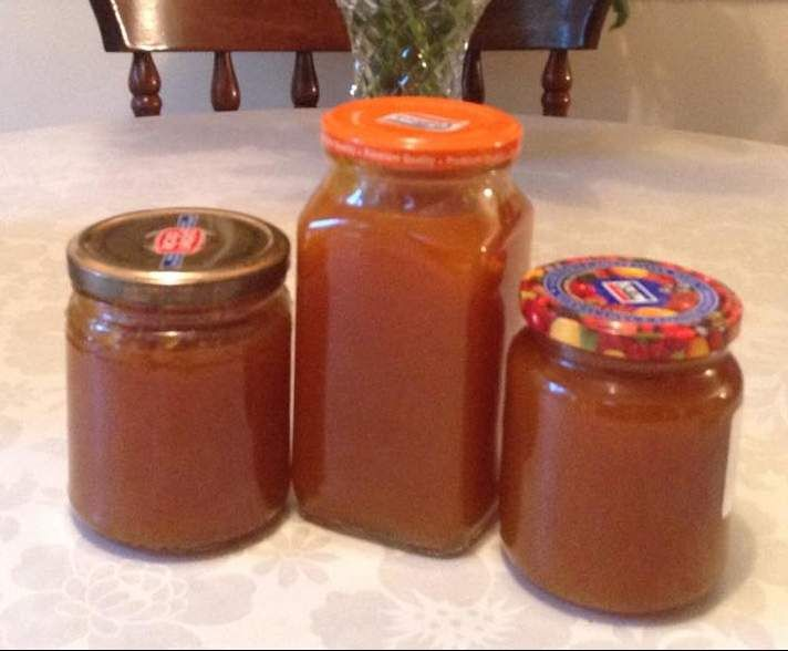 Recipe Easy Apricot Jam by Wendy Farrelly - Recipe of category Sauces, dips & spreads