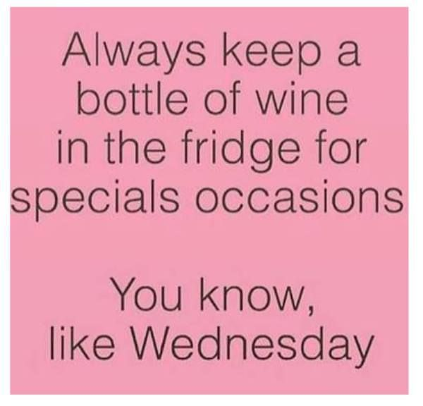 OR...... Monday when the Bachelor is on!!