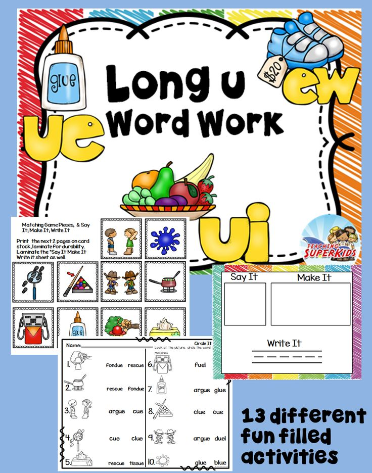 17 Best images about Ew lesson ideas on Pinterest | Words, Student ...